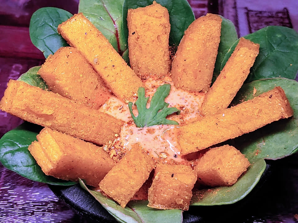 Baked Polenta Fries