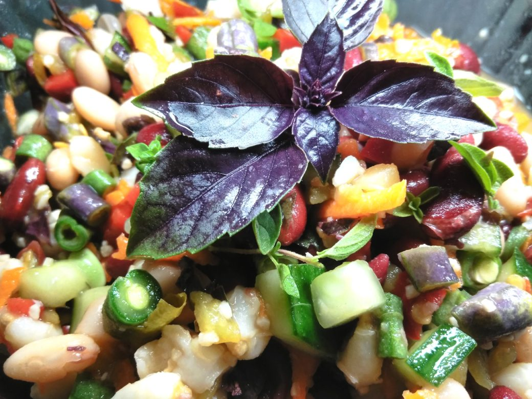 Ultimate Bean Salad
