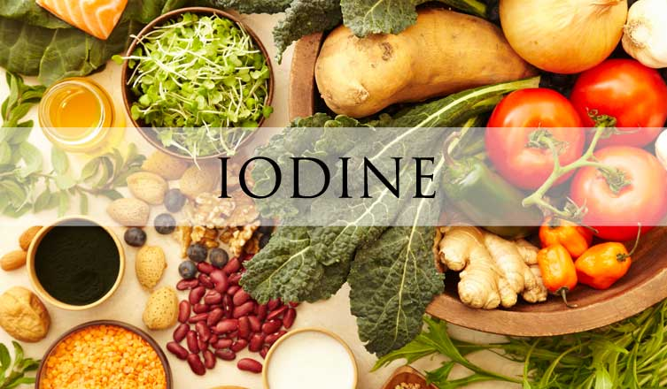 iodine health benefits